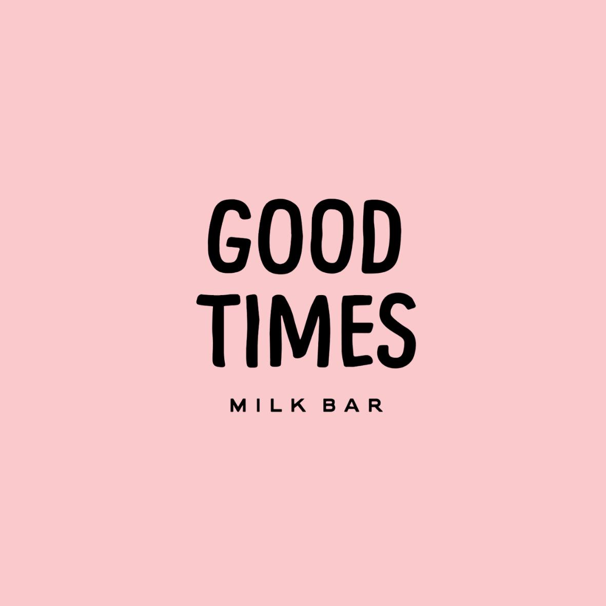 Brett , Co-Owner Good Times Milk Bar