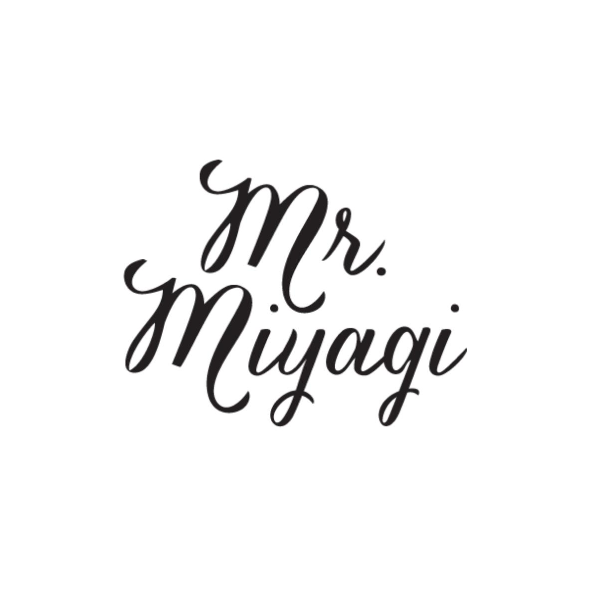 Kristian , Owner Mr Miyagi